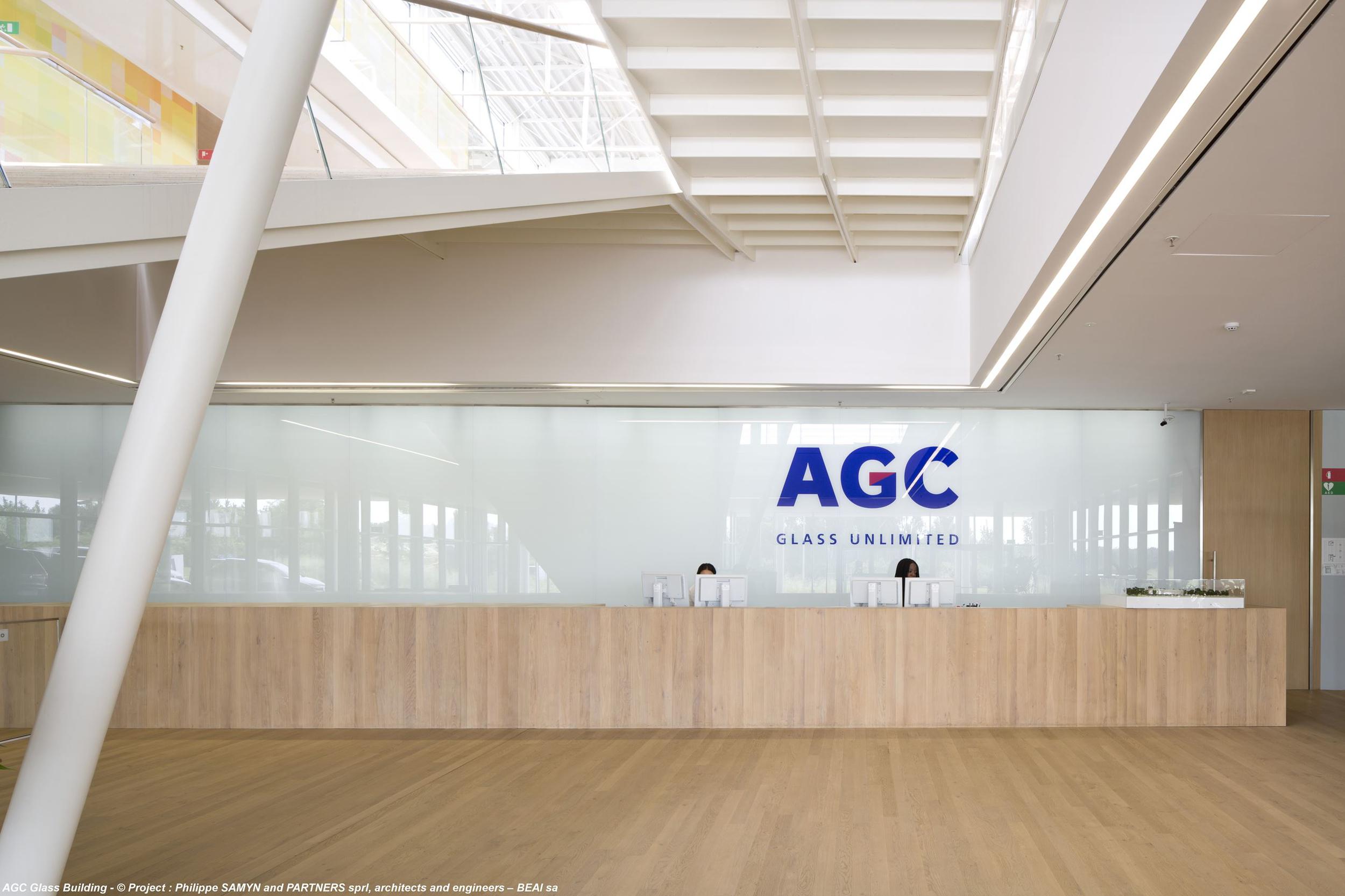 Agc Glass Belgium